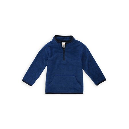 Gymboree Boys Space Dyed Fleece Sweatshirt 068 6-12 mos - Infant