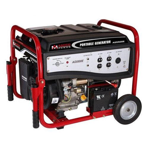 Amico Power Corp 5,000 Watt Gasoline Generator