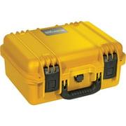 Pelican iM2100 Case, Watertight, Padlockable Case, No Foam or Divider Interior, Black