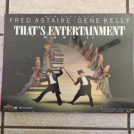 That's Entertainment II [Laserdisc]