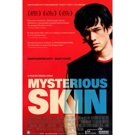 Mysterious Skin  2004  11X17 Movie Poster