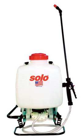 Solo 3-Gallon HDPE Backpack Sprayer, 473D by Solo