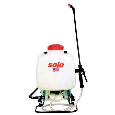 SOLO Backpack Sprayer Diaphragm Pump,3 Gal 473D