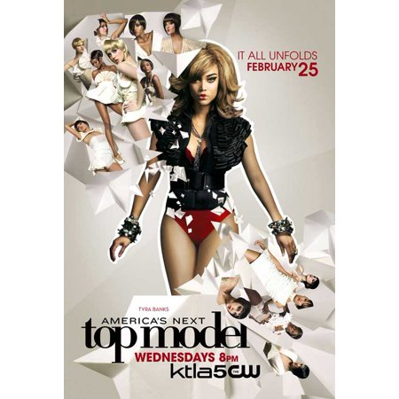 Americas Next Top Model  2003  11X17 Tv Poster