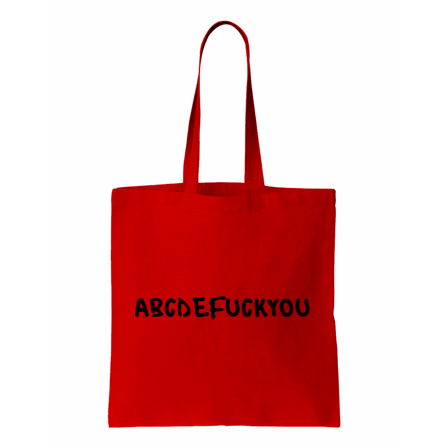 Heavyweight Black Cotton Canvas Carry All Tote Bag  You Are What You Create Freerange Baby  Re-usable Grocery Bag  Avocado Embroidery