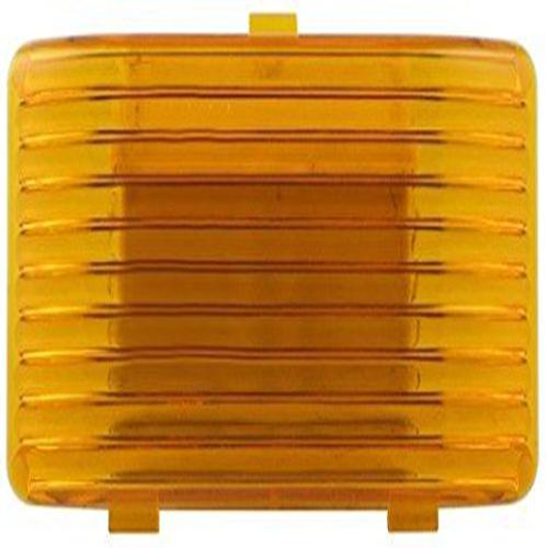 Optronics APL1ABP RV Amber Rectangular Porch/Utility Light Replacement Lens