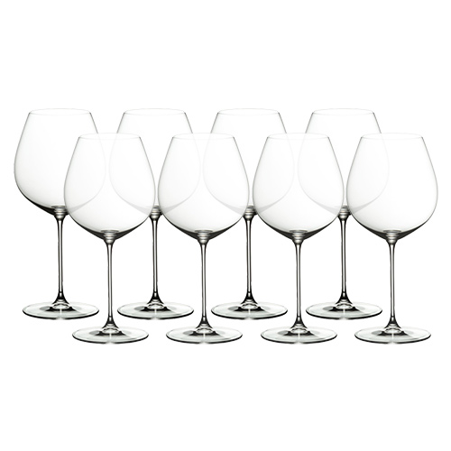 Riedel Old World Pinot Noir Veritas Series Glasses Fine C...