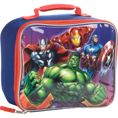 Avengers Square Lunch Bag