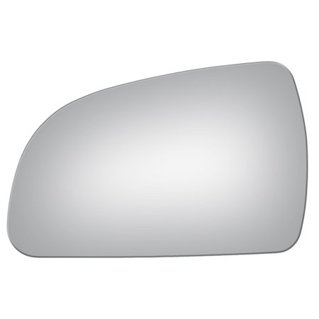 Burco 4106 Driver Side Replacement Mirror Glass for 2006-2010 Hyundai Sonata
