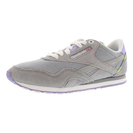 a75a1c5f2b3 Reebok Classic Nylon Slim Jacquard Women s Shoes - Walmart.com