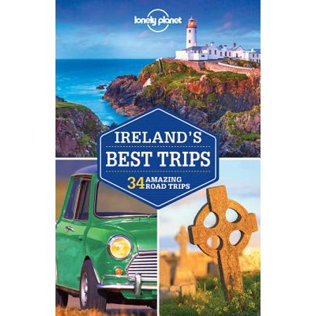 Lonely planet best trips: ireland: lonely planet ireland's best trips - paperback: