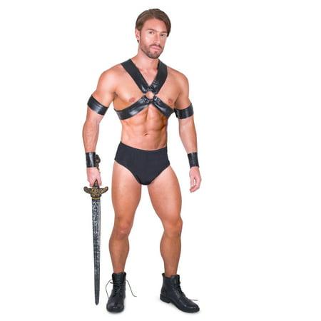 Sexy Gladiator Men's Costume (Men's Gladiator Costumes)
