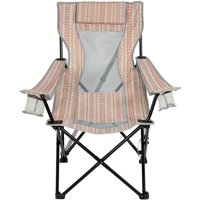 Oversized Mesh Lounge Chair