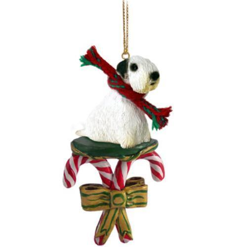 DCC125 Sealyham Terrier Candy Cane Ornament by