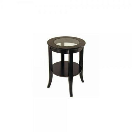winsome wood 92218 genoa occasional table (Genoa Post)