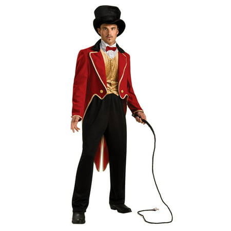 Ringmaster Mens Costume - Ringmaster Costume For Child