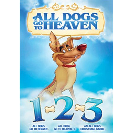 All Dogs Go To Heaven 1, 2 & 3 (DVD) (All Dogs Go To Heaven 3 Trailer)