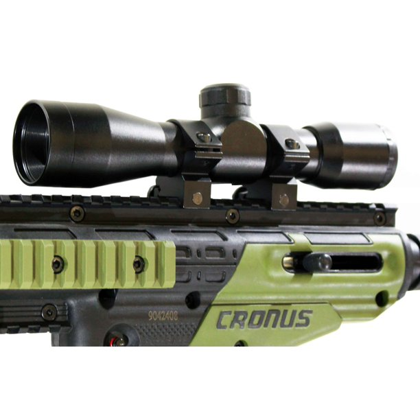 Tippmann Cronus upgrades black sight