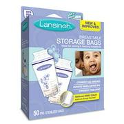 3 Pack - Lansinoh Breastmilk Storage Bags 50 Each