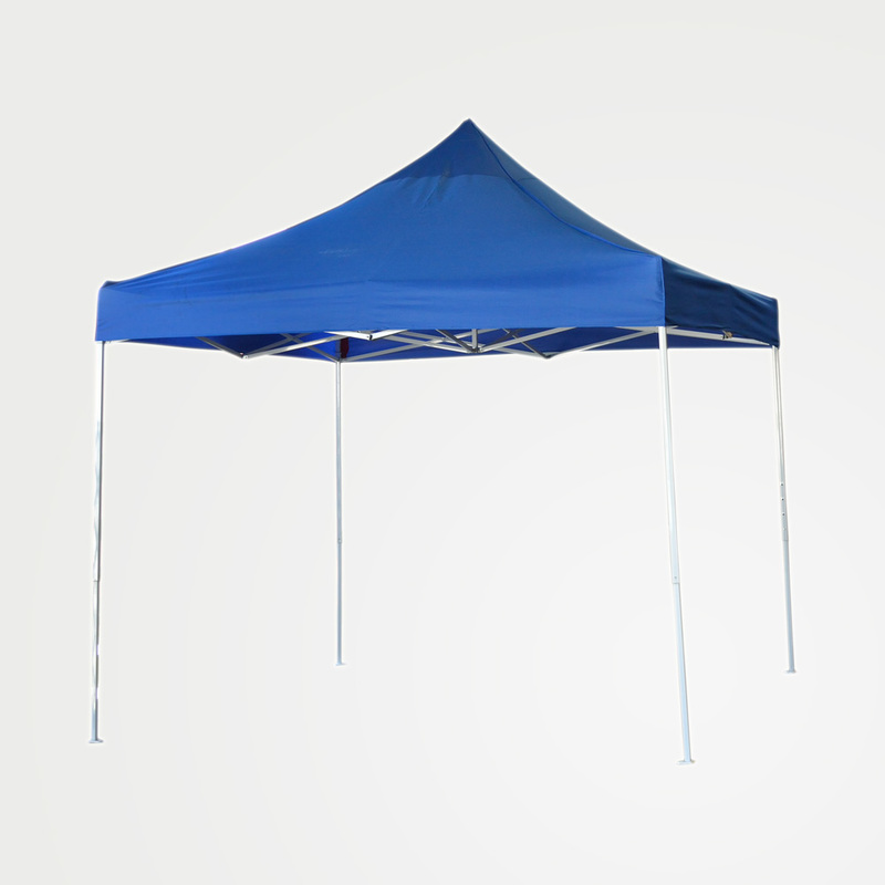 10 Foot X 10 Foot Collapsible Blue Canopy Wedding Tent Gazebo Party Cater & 10 Foot X 10 Foot Collapsible Blue Canopy Wedding Tent Gazebo ...