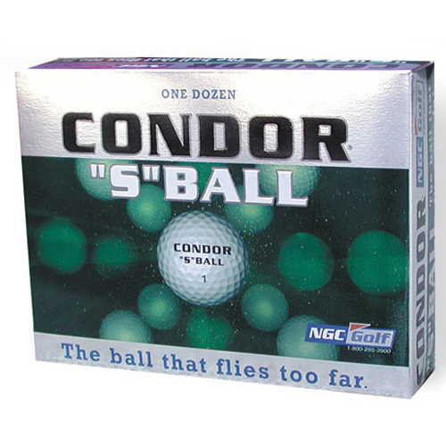 Condor S Golf Ball by