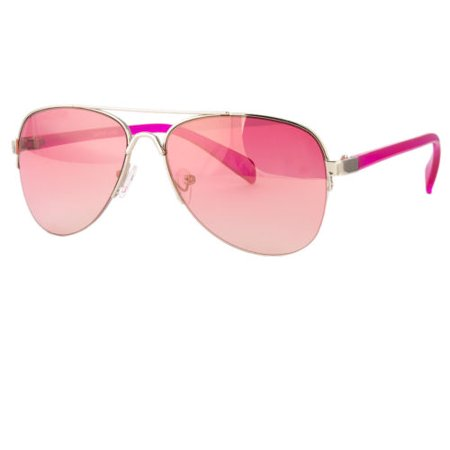 837b3160a7e Sunny Shades - Retro 80s Fashion Aviator Sunglasses Black Pink Purple Women  Vintage Glasses - Walmart.com