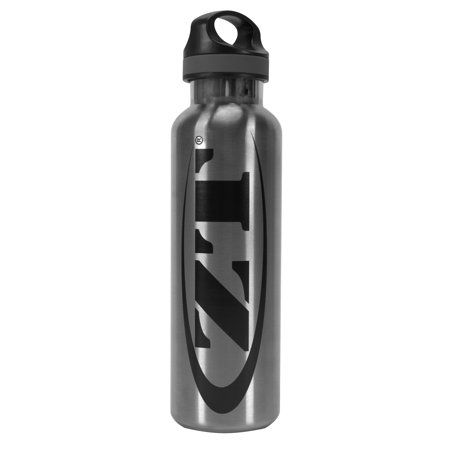 fe1fa8be79 Zero Tolerance Stainless Steel Water Bottle; 20 oz. Double-Wall Insulated  with Black