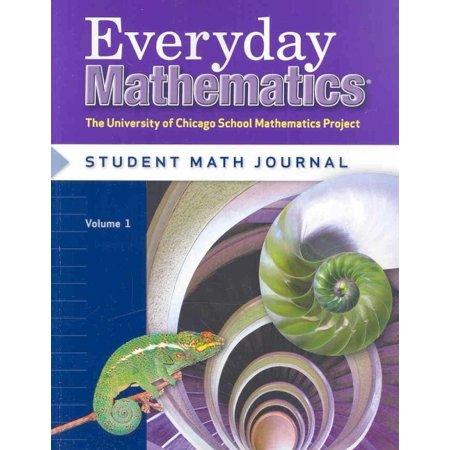 Everyday Mathematics Student Math Journal Grade 6