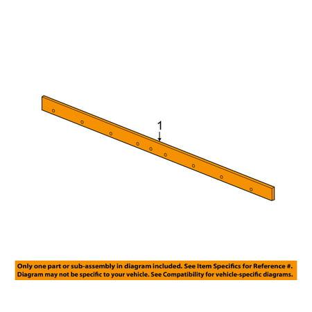Left Rocker Panel (CHRYSLER OEM 11-16 300 Exterior-Rocker Panel Molding Trim Left 1LG57TZZAC )