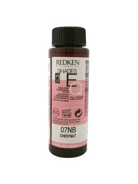 Redken Shades Eq Hair Color Gloss 07Nb - Chestnut For Women, 2 Oz