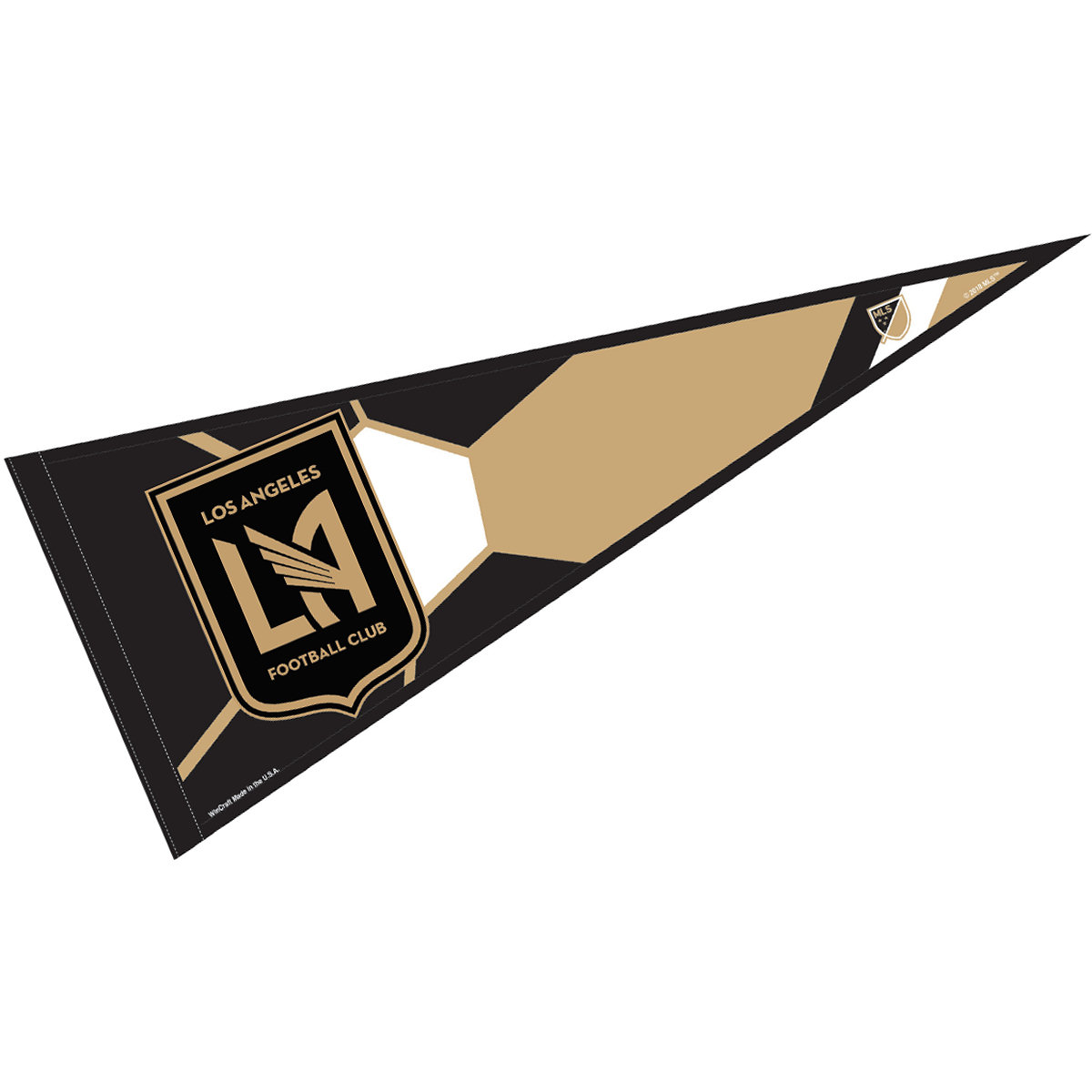 Los Angeles FC Full Size Pennant