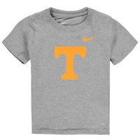 Tennessee Volunteers Nike Toddler Logo T-Shirt - Heathered Gray