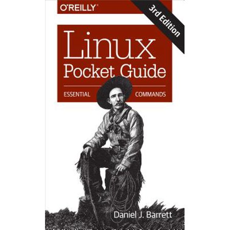 Linux Pocket Guide : Essential Commands