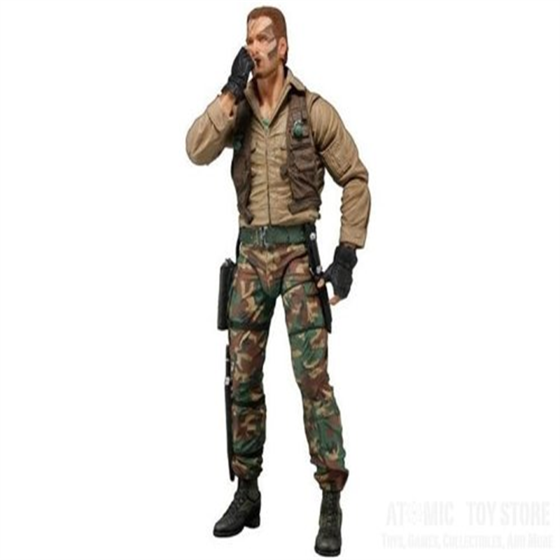 "Predators Series 8 Jungle Extraction Dutch Schaefer 7"" Action Figure"