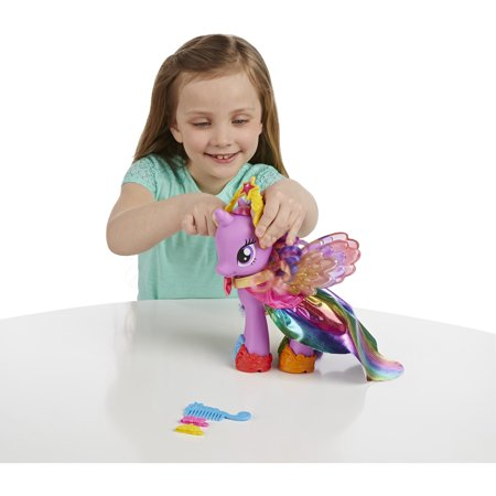 My Little Pony Rainbow Princess Twilight Sparkle Figure (My Little Pony Rainbow)
