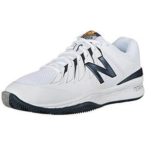 Mens 1006 D Width Tennis Shoes White