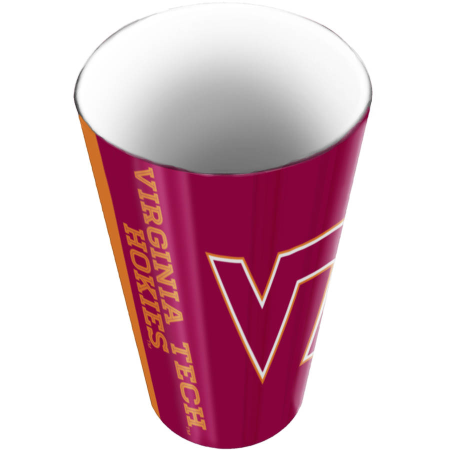 NCAA Virginia Tech Hokies Decorative Bath Collection - Tumbler