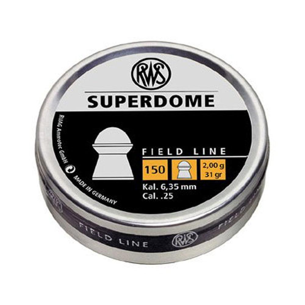 RWS Superdome 2317380 Field Line Air Gun Pellets 31.0 Grain