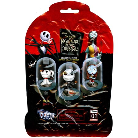 Disney Series 1 Nightmare Before Christmas Domez Mystery - Nightmare Before Christmas Halloween Wallpapers