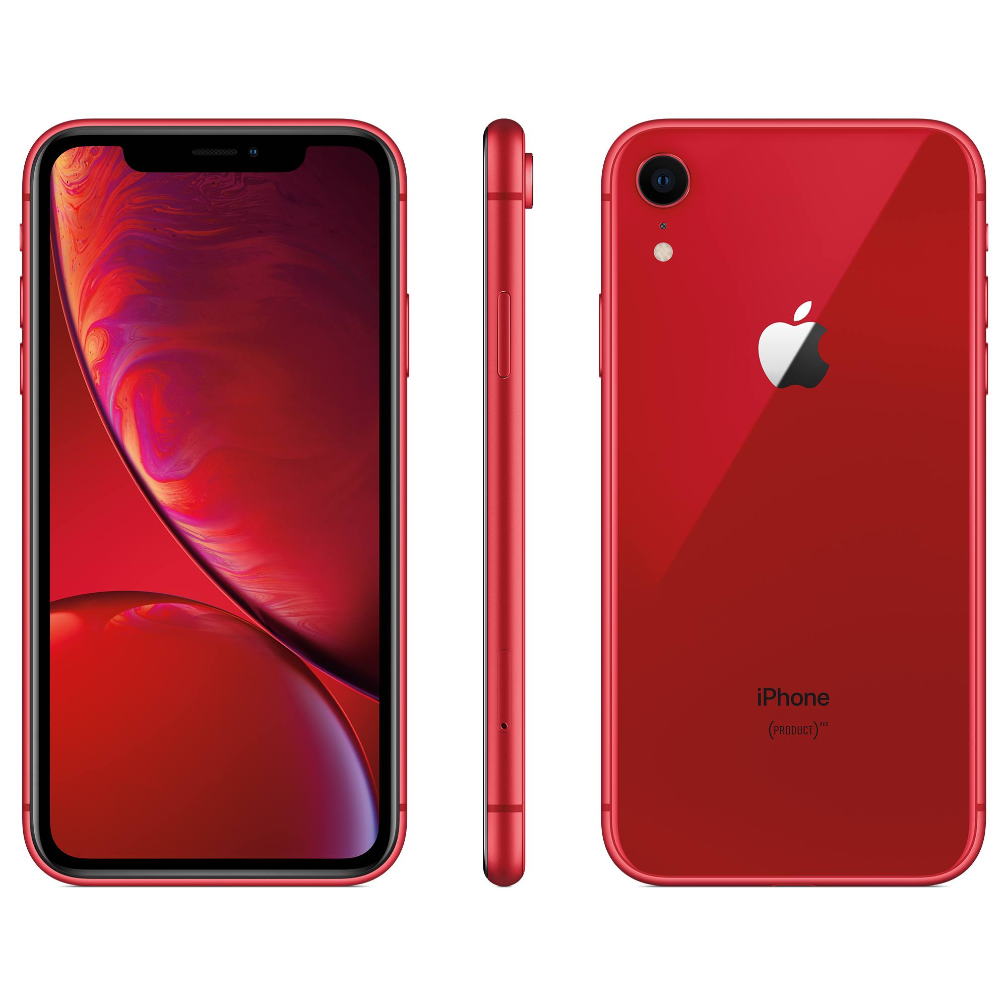 Straight Talk Apple iPhone XR w/64GB, Red