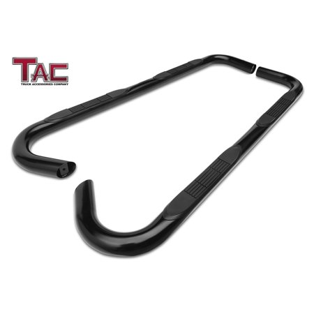 TAC Side Steps for 2000-2006 Toyota Tundra Access Cab 3