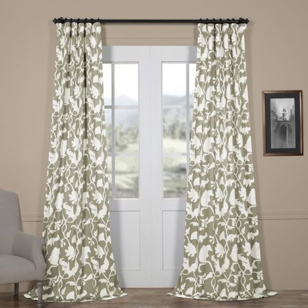 Red Barrel Studio Aragam Synthetic Blackout Single Curtain