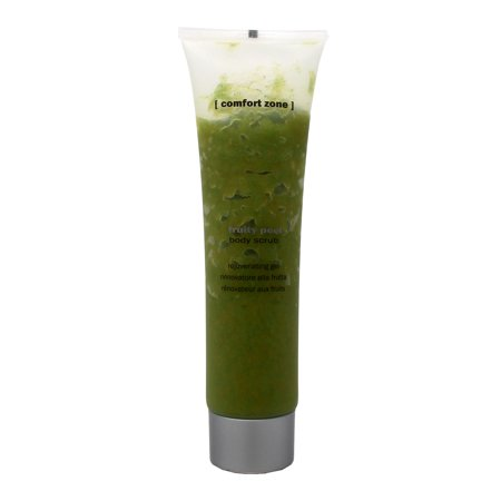 Comfort Zone Fruity Peel Body Scrub 5.07 Ounce Snake Peel Shower Scrub