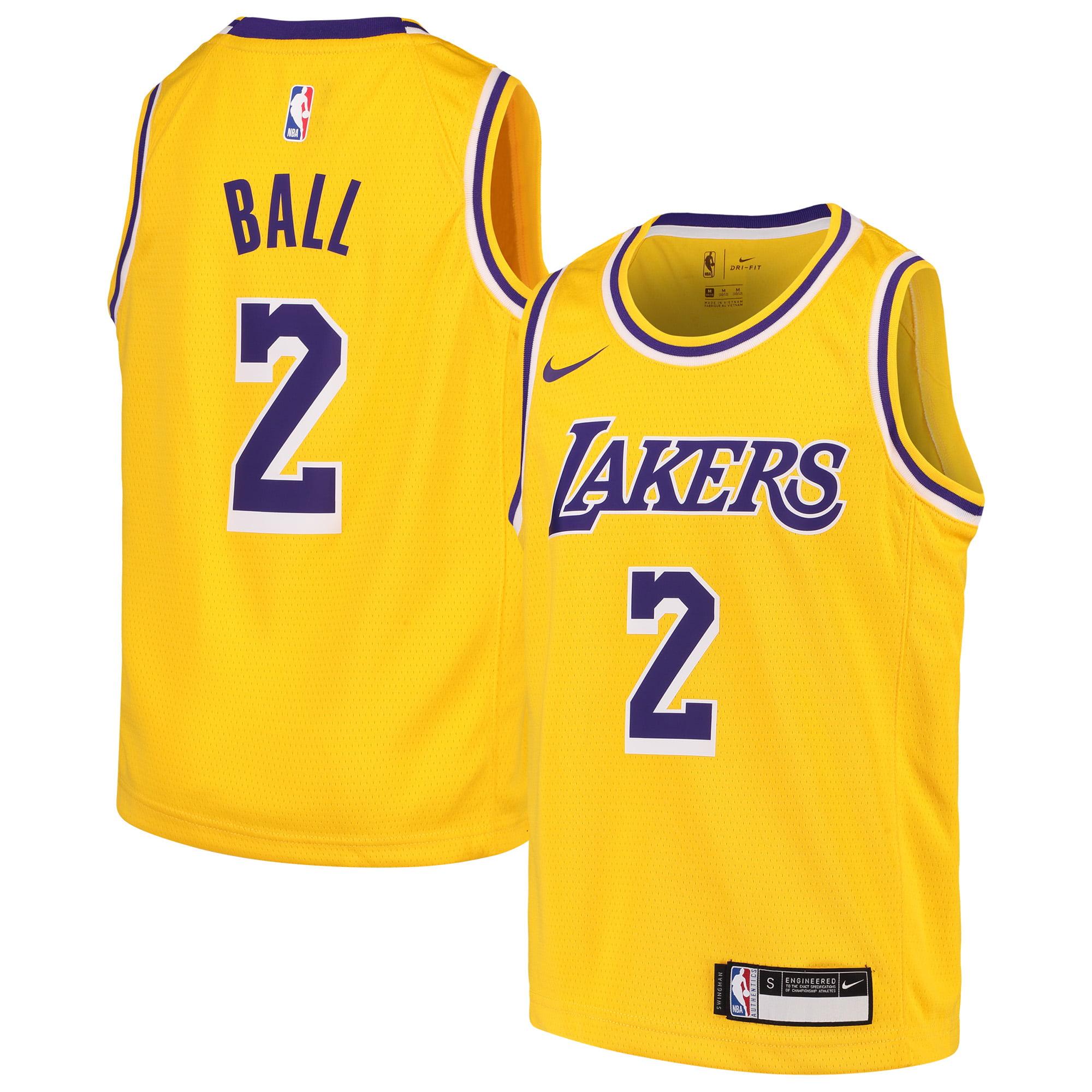Lakers Frozen Jersey - Hamadasa