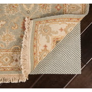 Super Hold Open Weave PVC Pad for a 6' x 9' Area Throw Rug
