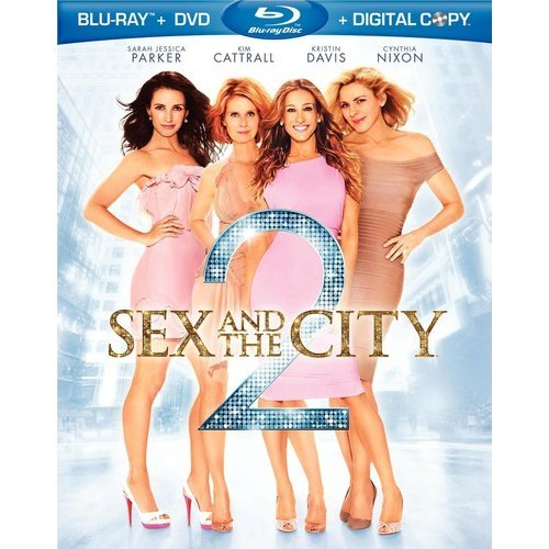 Sex And The City 2 (Blu-ray + Standard DVD + Digital Copy) (Widescreen)