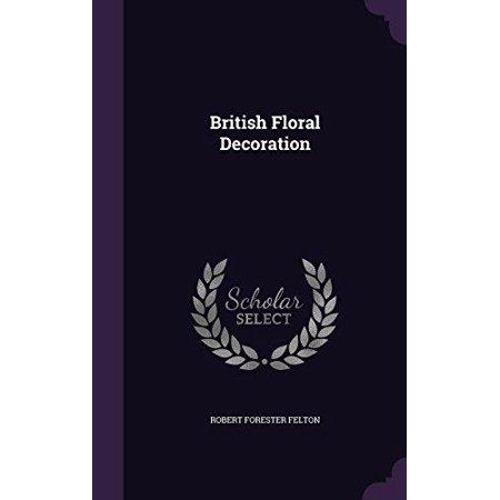 British Floral Decoration - image 1 of 1