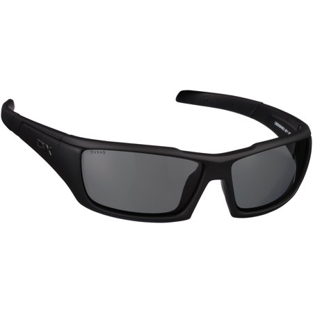 14d08d506f86e DVX Axon Pol Matte Grey Black Sun + Safety Glasses - Walmart.com