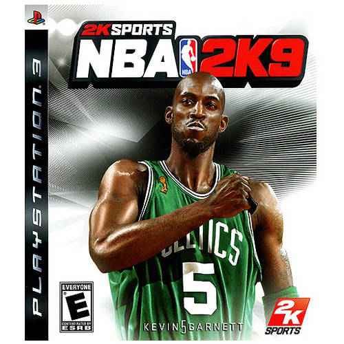 Nba 2K9 (PS3) - Pre-Owned