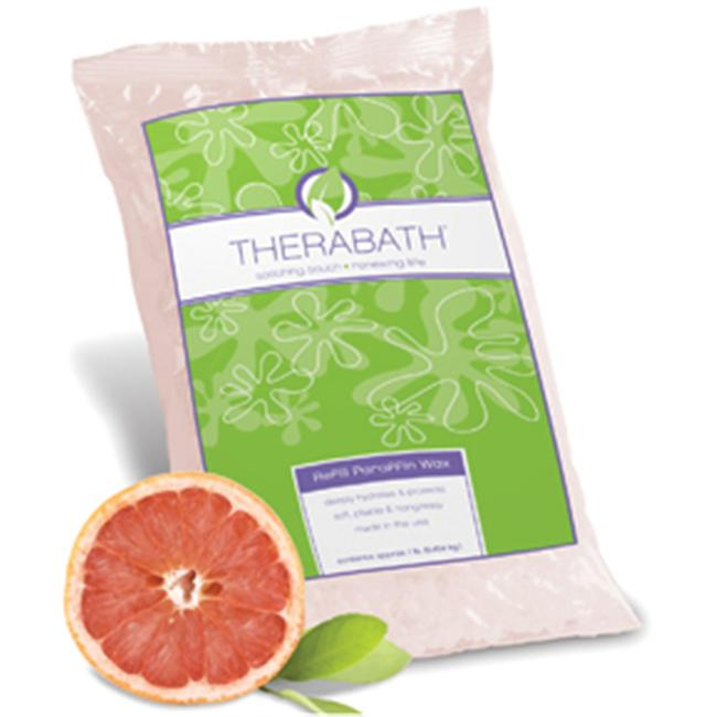 Therabath 0144 Refill Paraffin 6 Lb - Grapefruit Tea Tree- 0144